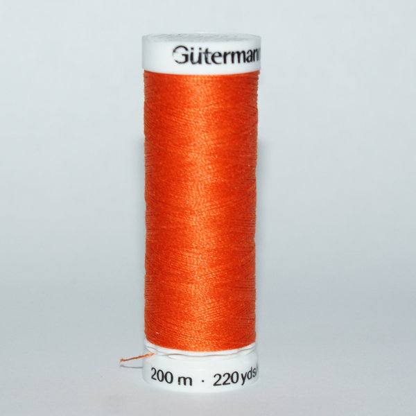 Gütermann Allesnäher Orange